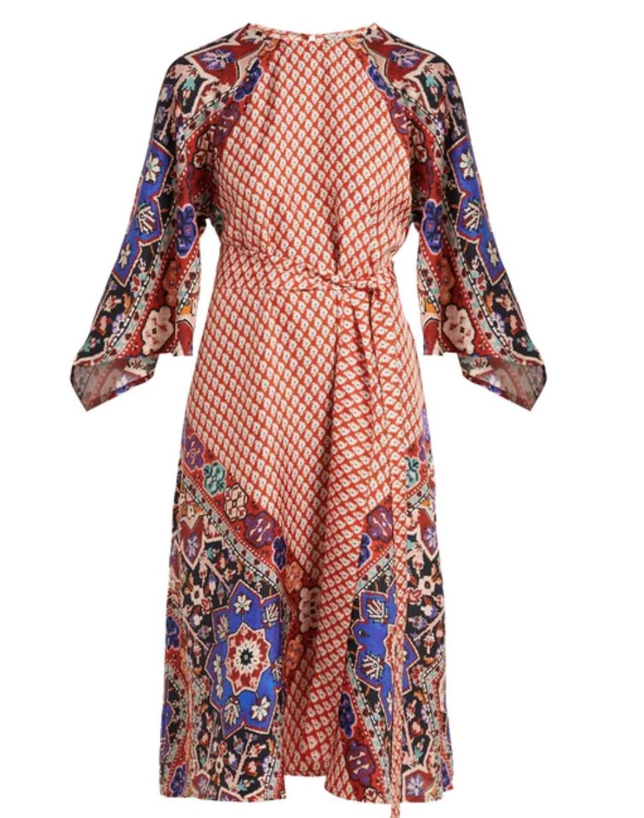 Alessandra Dress, $565