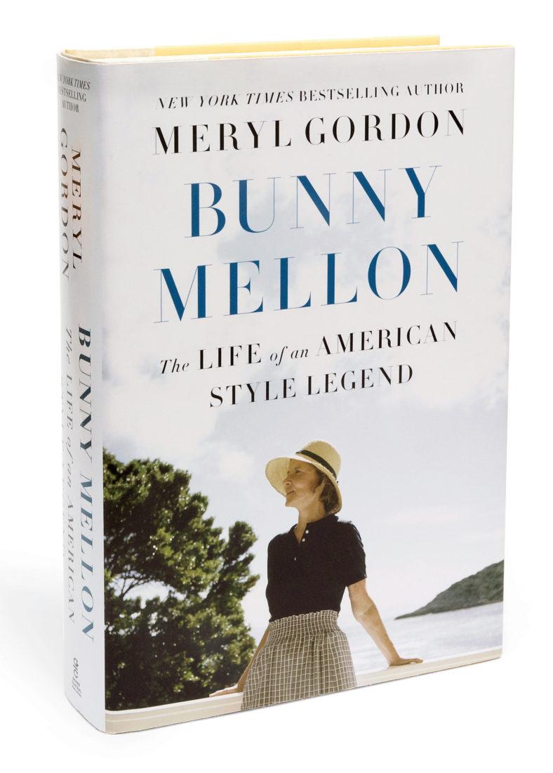 Bunny Mellon Book, $18