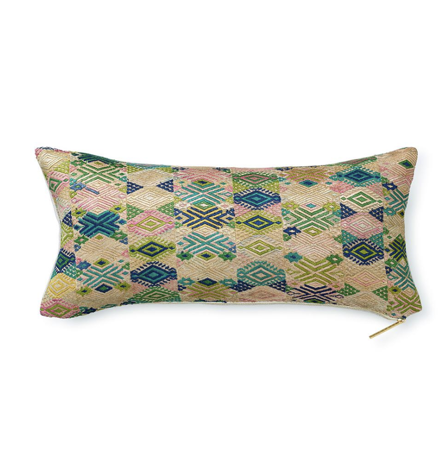 Huipil CLVIII Pillow, $295