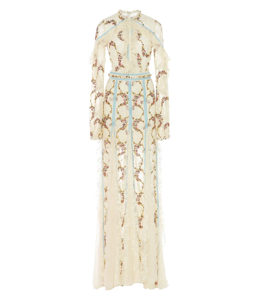 Costarellos Gown, $2665