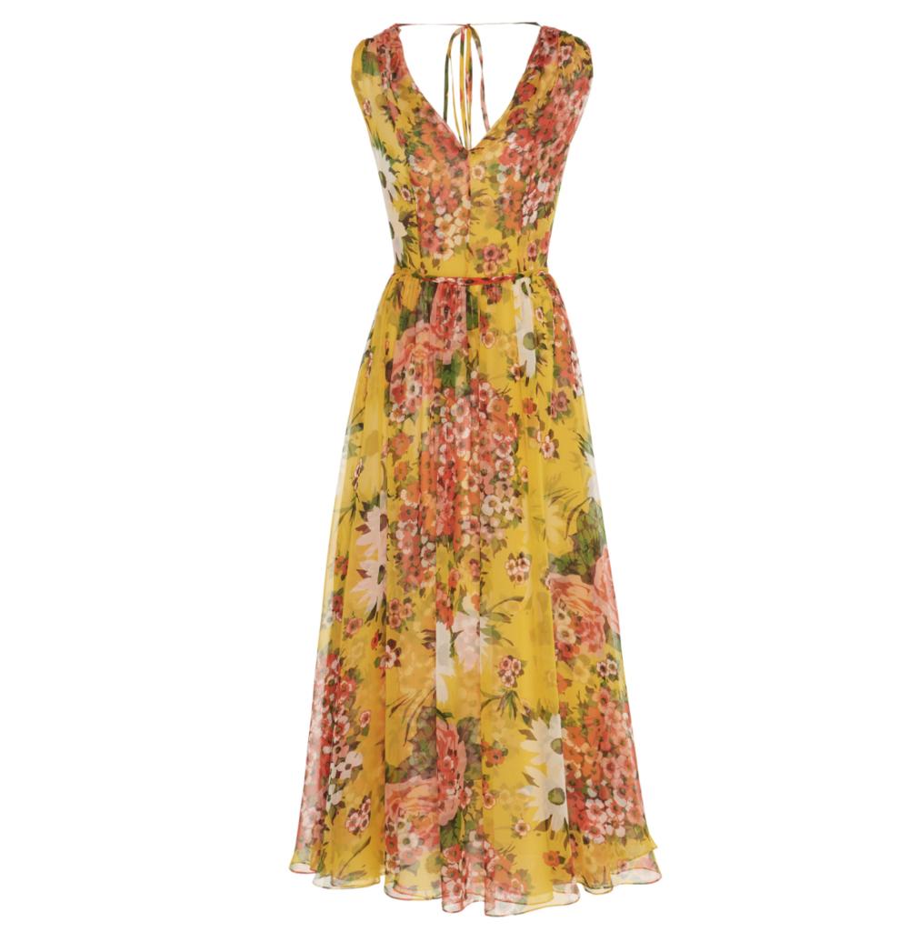 Carolina Herrera Dress, $2490