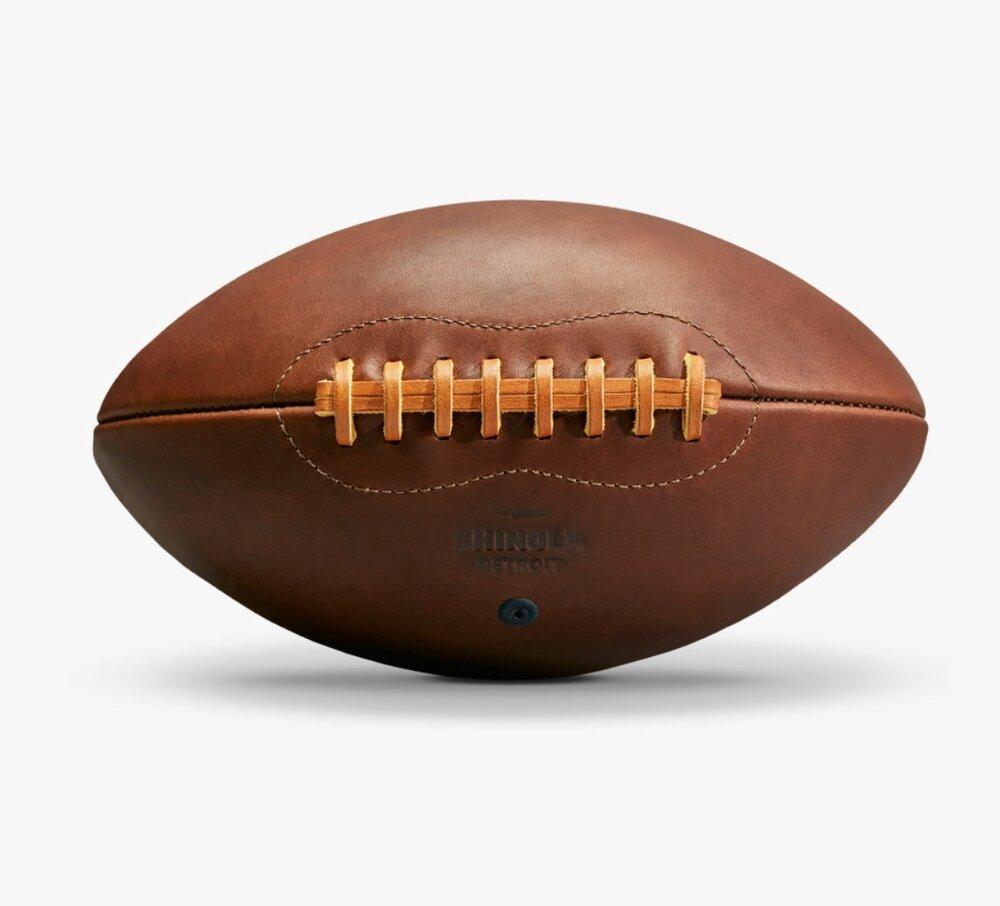 Shinola Football, $150