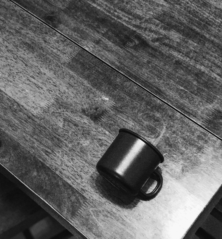 DROP Matte Enamel Mug