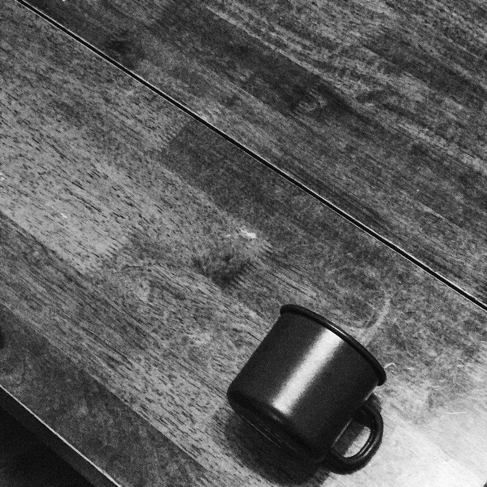 Matte Enamel Mug - DROP