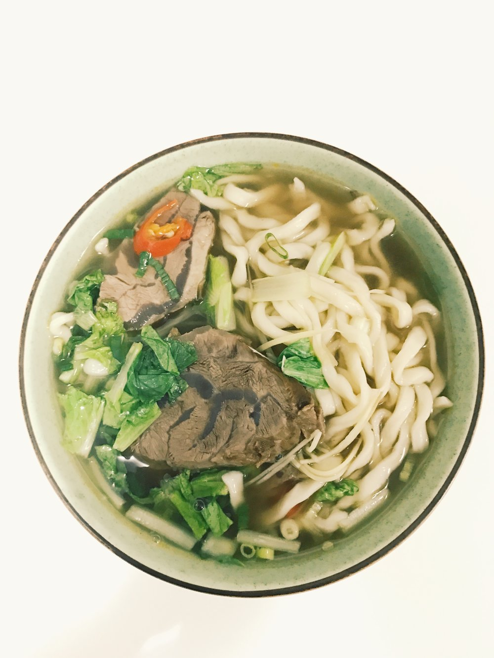 Beef Noodle - Blog - DROP