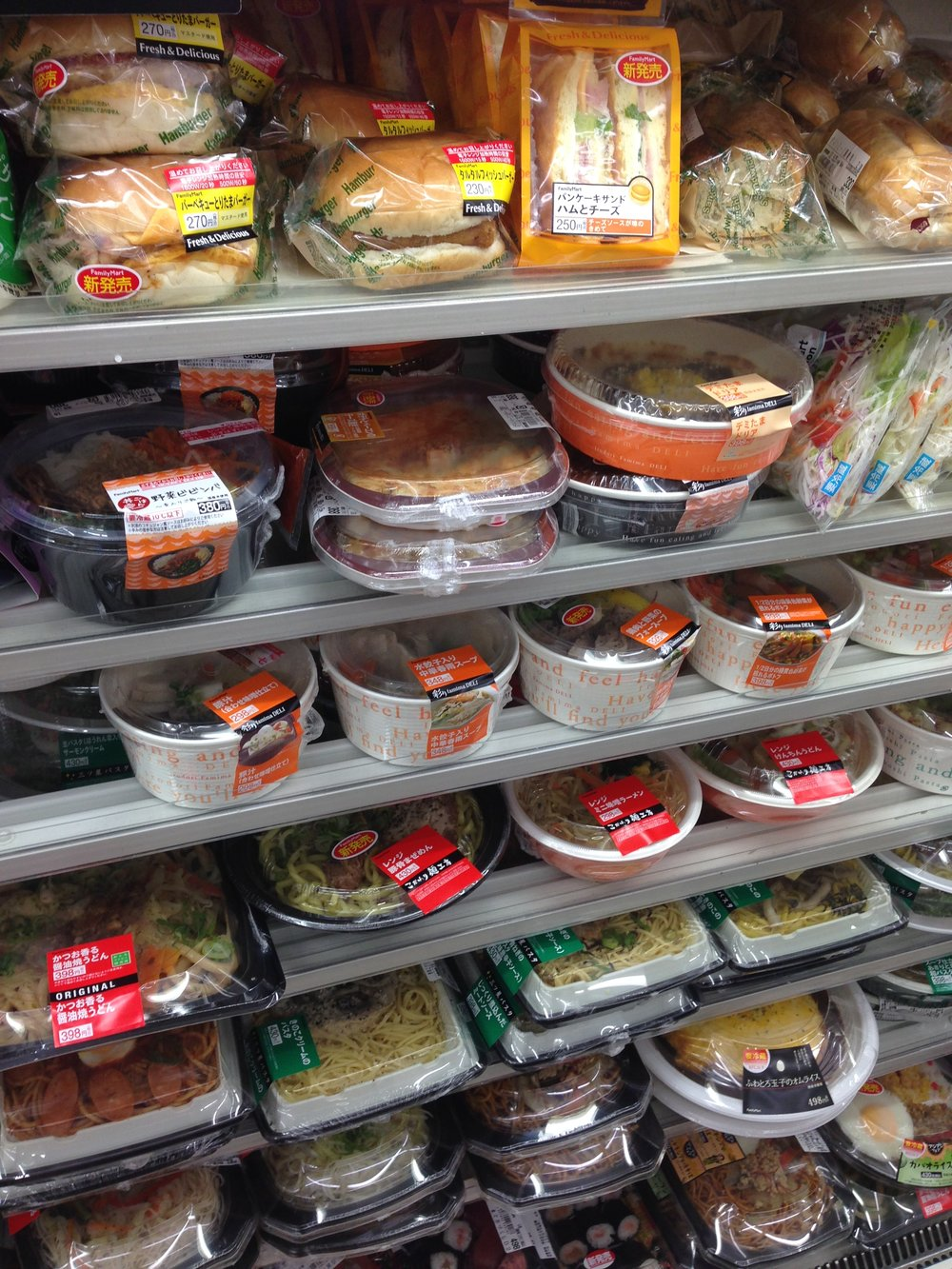 Microwaveable Foods in Lawson - Fashion & Lifestyle Spots in Tokyo, Japan - DROP