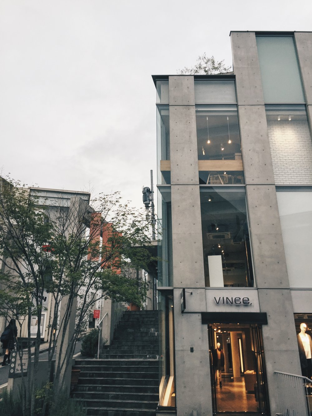 Designer brands and some boutiques opened in the residential area - Fashion & Lifestyle Spots in Tokyo, Japan - DROP