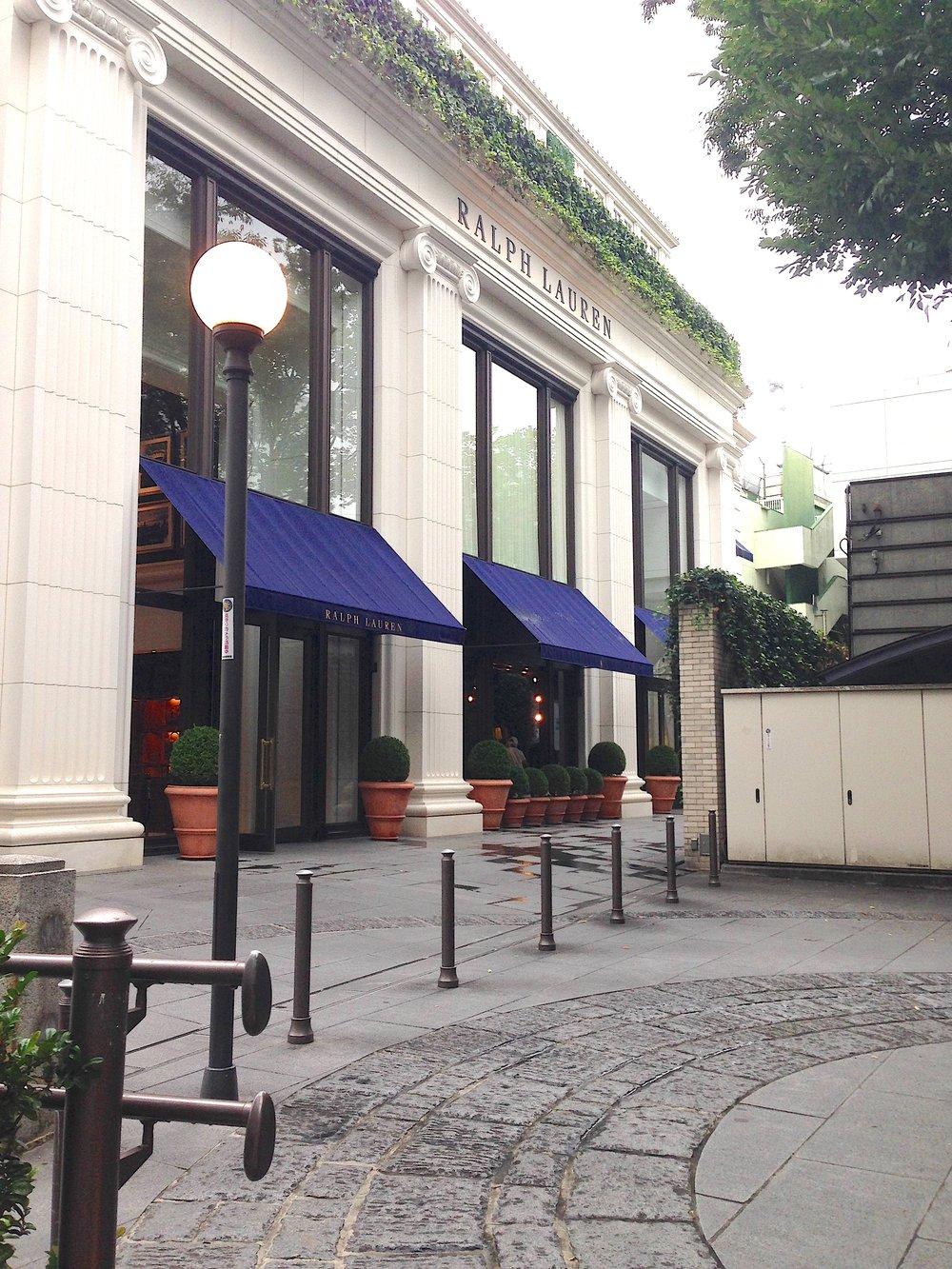 RALPH LAUREN - Fashion & Lifestyle Spots in Tokyo, Japan - DROP