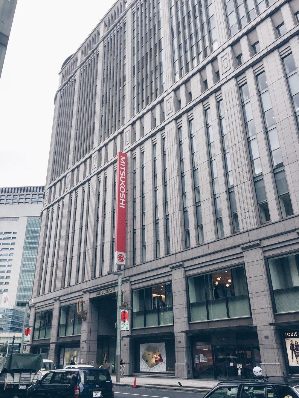 Mitsukoshi - Fashion & Lifestyle Spots in Tokyo, Japan - DROP