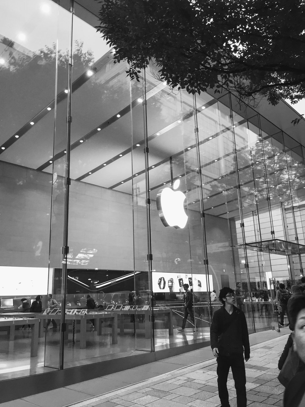 Apple Store - Fashion & Lifestyle Spots in Tokyo, Japan - DROP