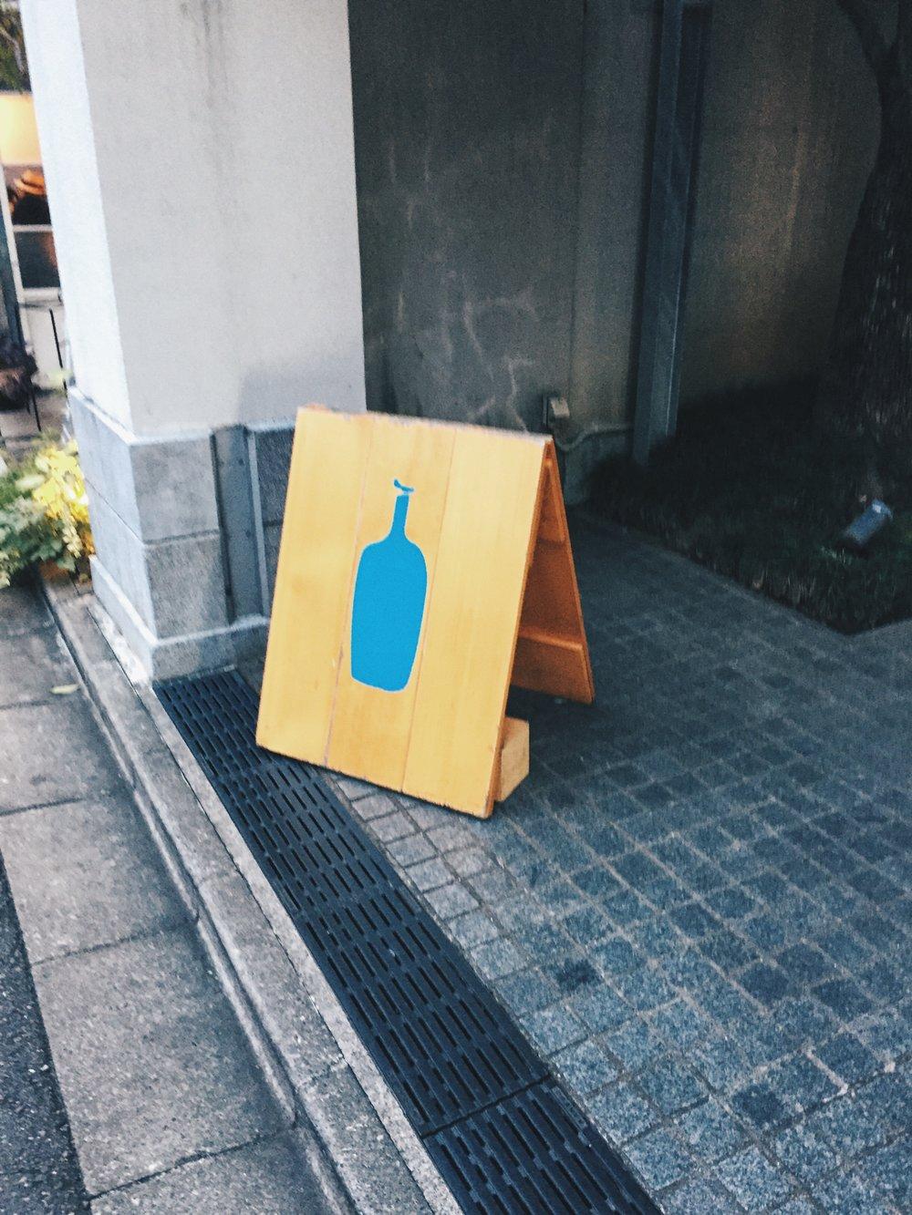 Blue Bottle Coffee - Fashion & Lifestyle Spots in Tokyo, Japan - DROP