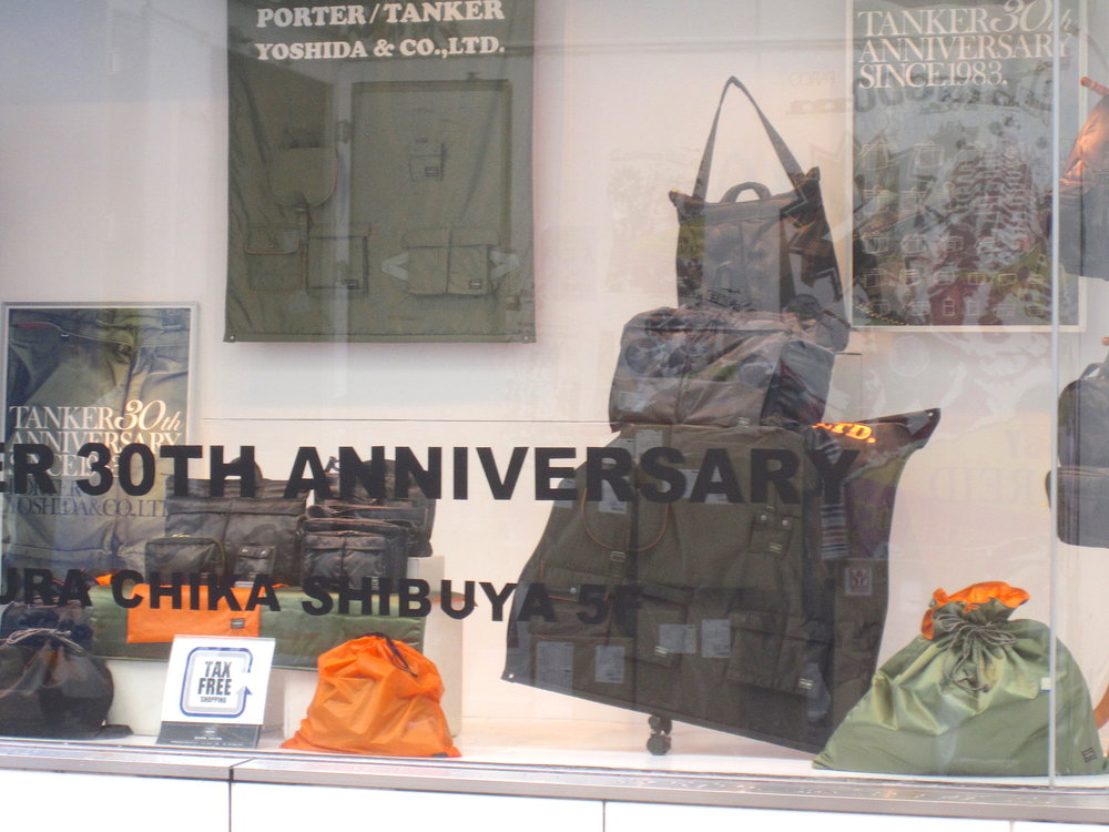 Yoshida Poter - Fashion & Lifestyle Spots in Tokyo, Japan - DROP