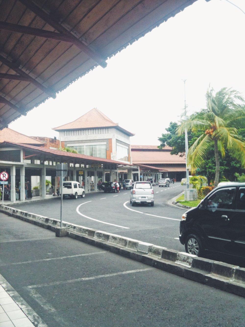 Blog - Airport - Bali - DROP