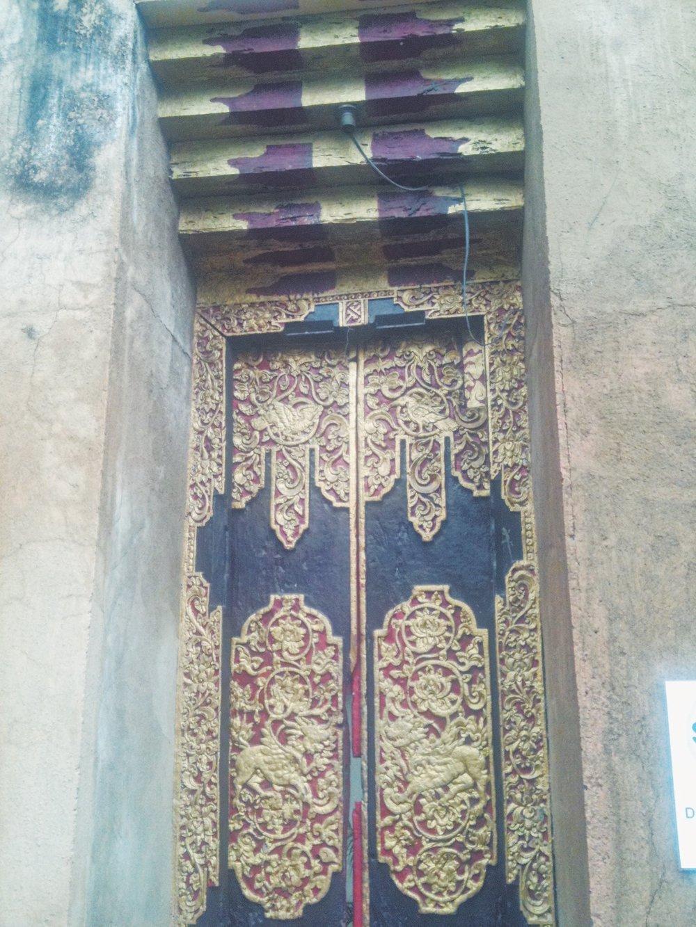 Blog - Door - Bali - DROP
