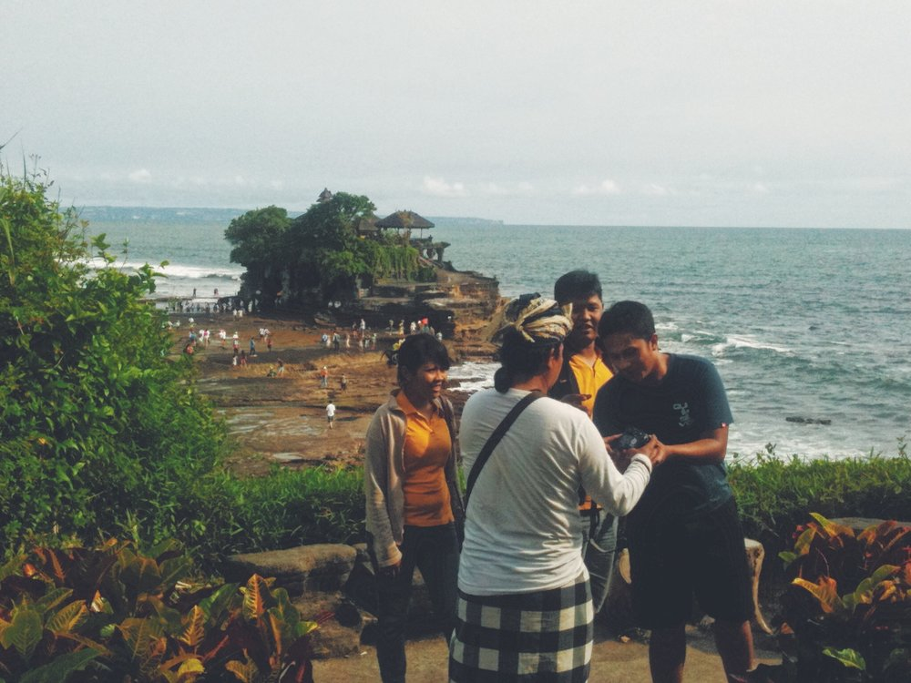 Blog - Tanah Lot - Bali - DROP