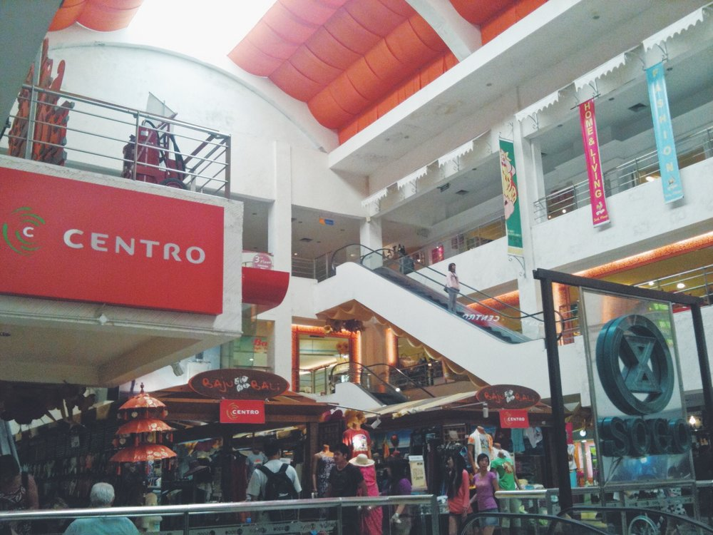 Blog - Bali - Shopping Mall - DROP