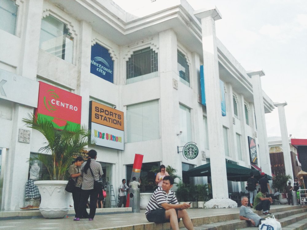 Blog - Bali - Shopping Mall - DROP
