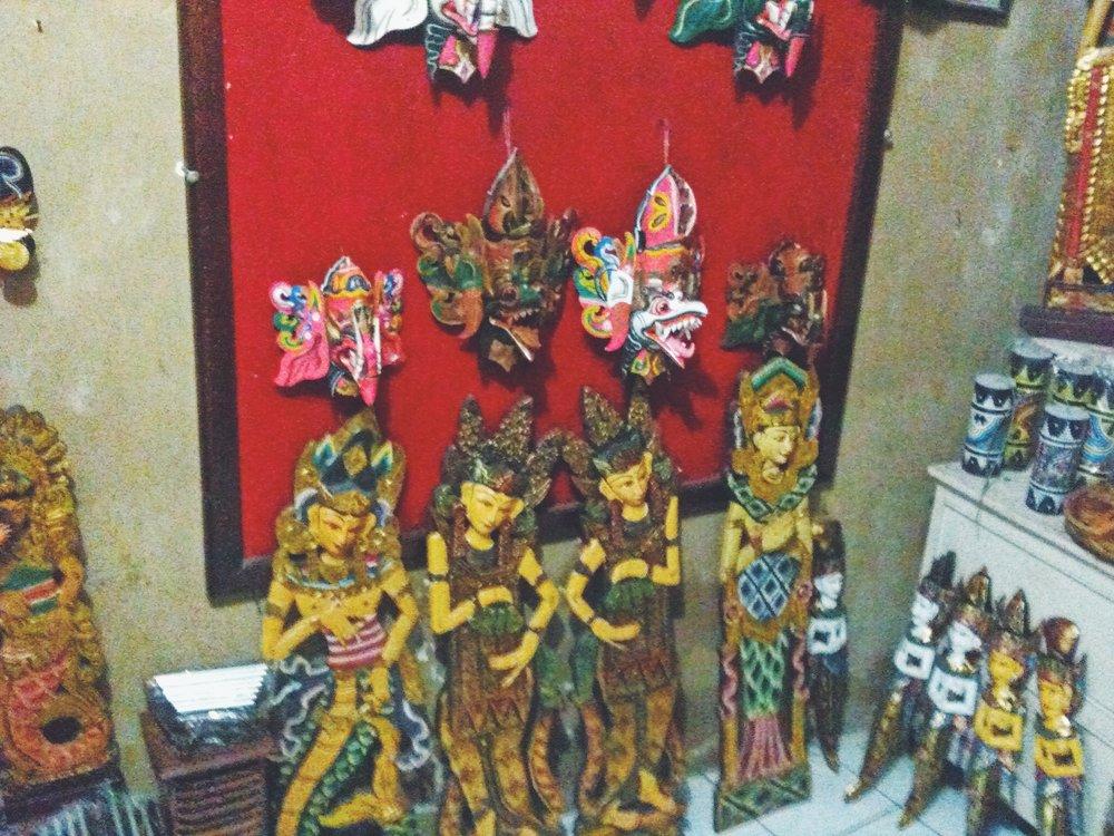 Blog - Bali - Art - DROP