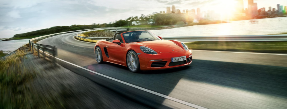 Get Set To Live Life In The Fast Lane The Incredible 2019 Porsche