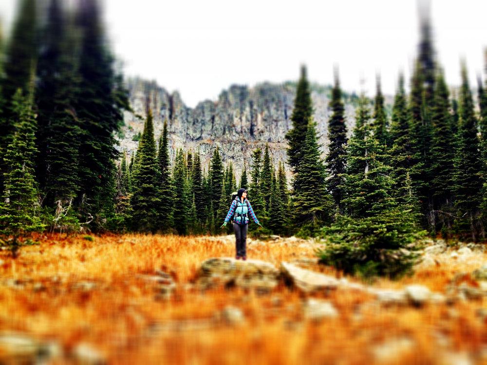 Montana Girls Need Their Mountains