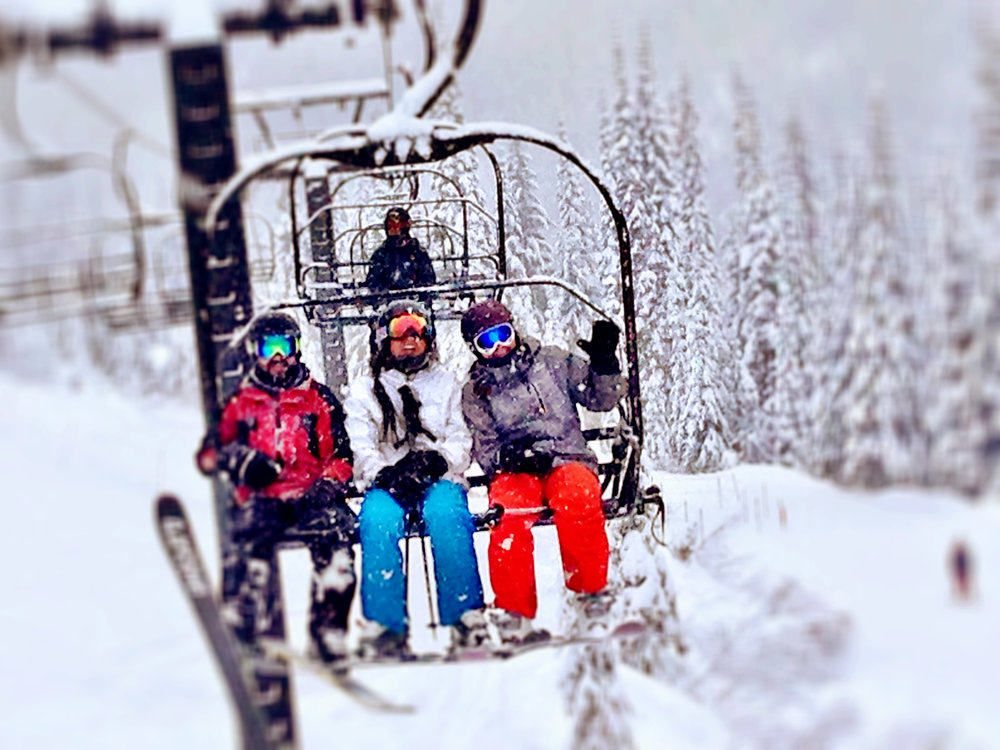 Ski With Your Friends