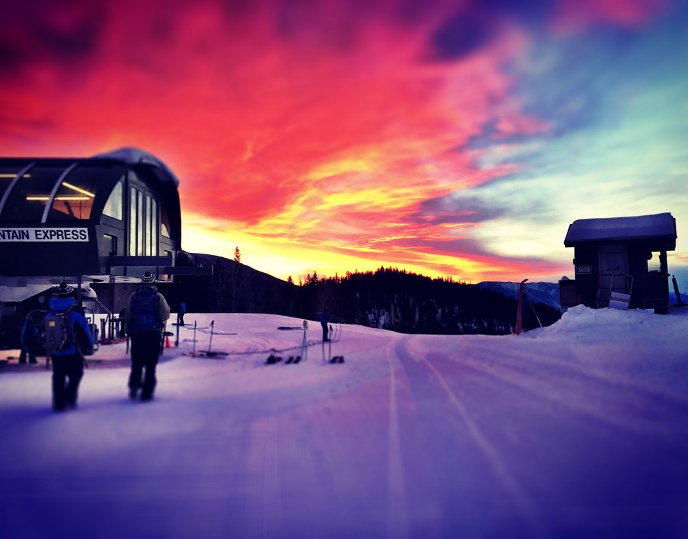 Montana Sunsrise