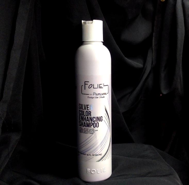 Jolie's Silver Color Enhancing Shampoo  $18.00