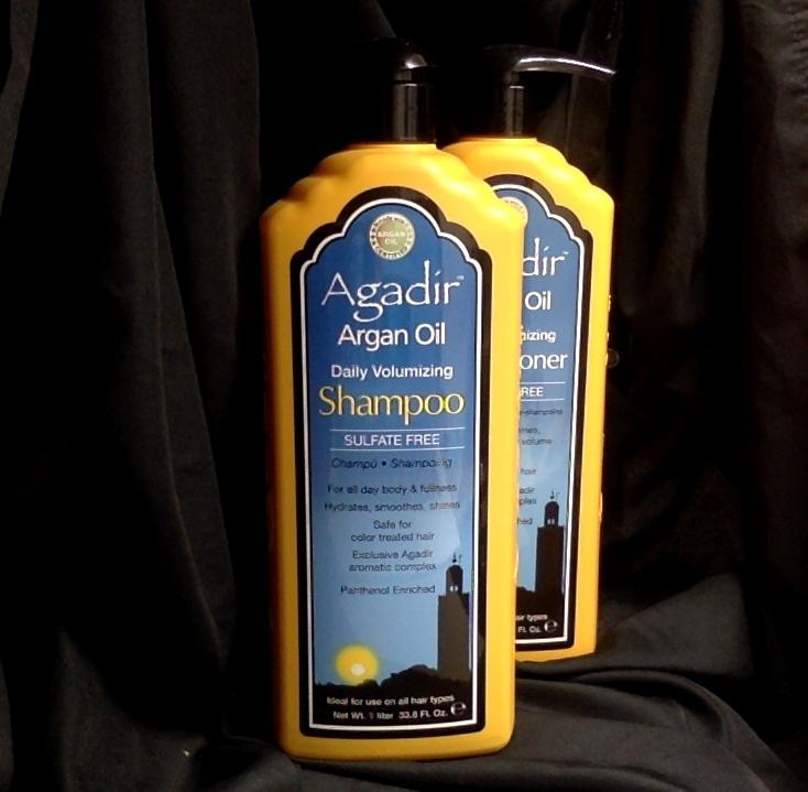 Argan Oil Shampoo & Conditioner  $60.00
