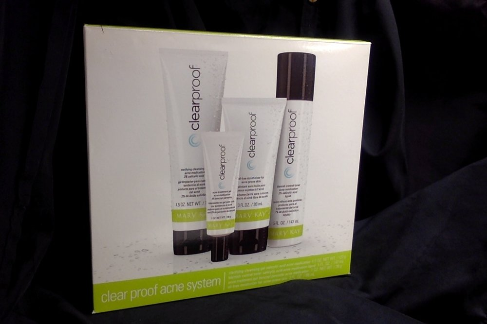 Clear Proof Acne System  $55.00