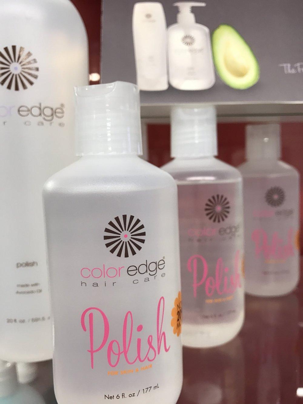 Color Edge Polish  $18.00