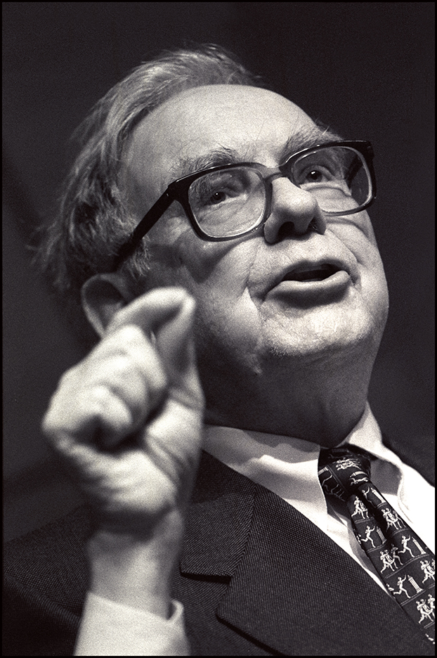 Warren Buffet, Investor