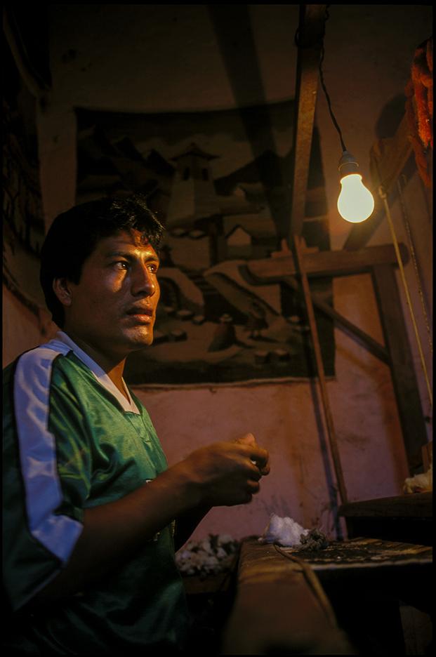 Weaver, Peru