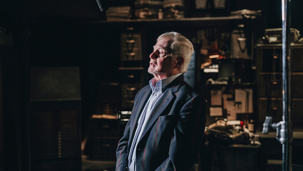 Derek Jacobi reading I Go To Die, the final words of Socrates.  Watch here.