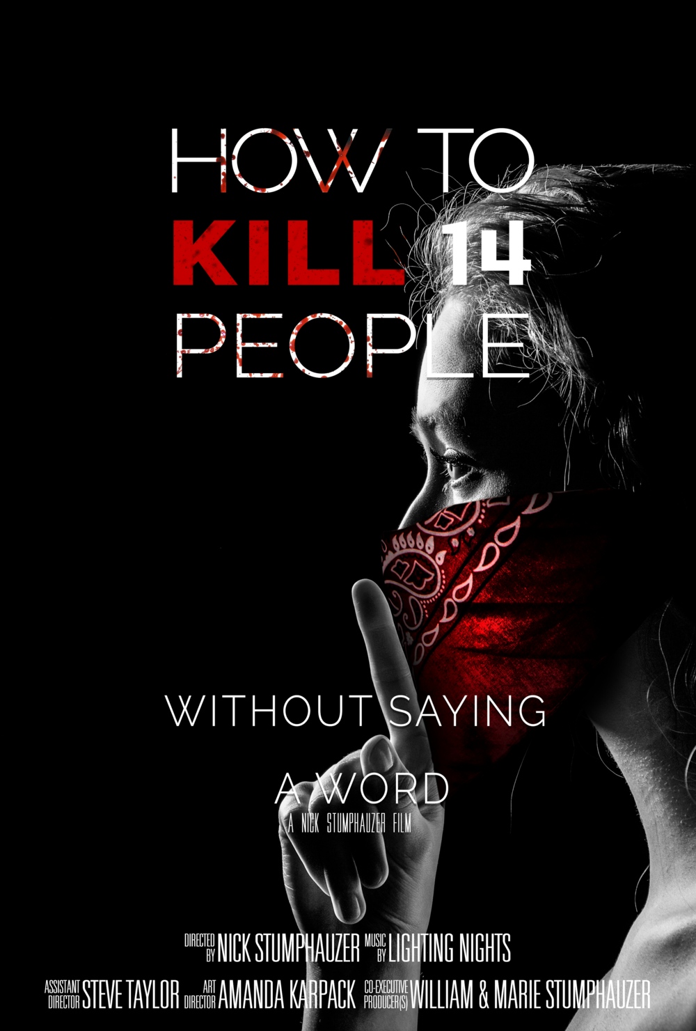 How to Kill 14 People without Saying a Word - October 2018