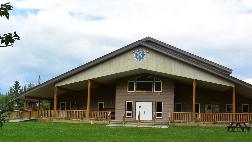 Main Lodge at Kamp Kiwanis