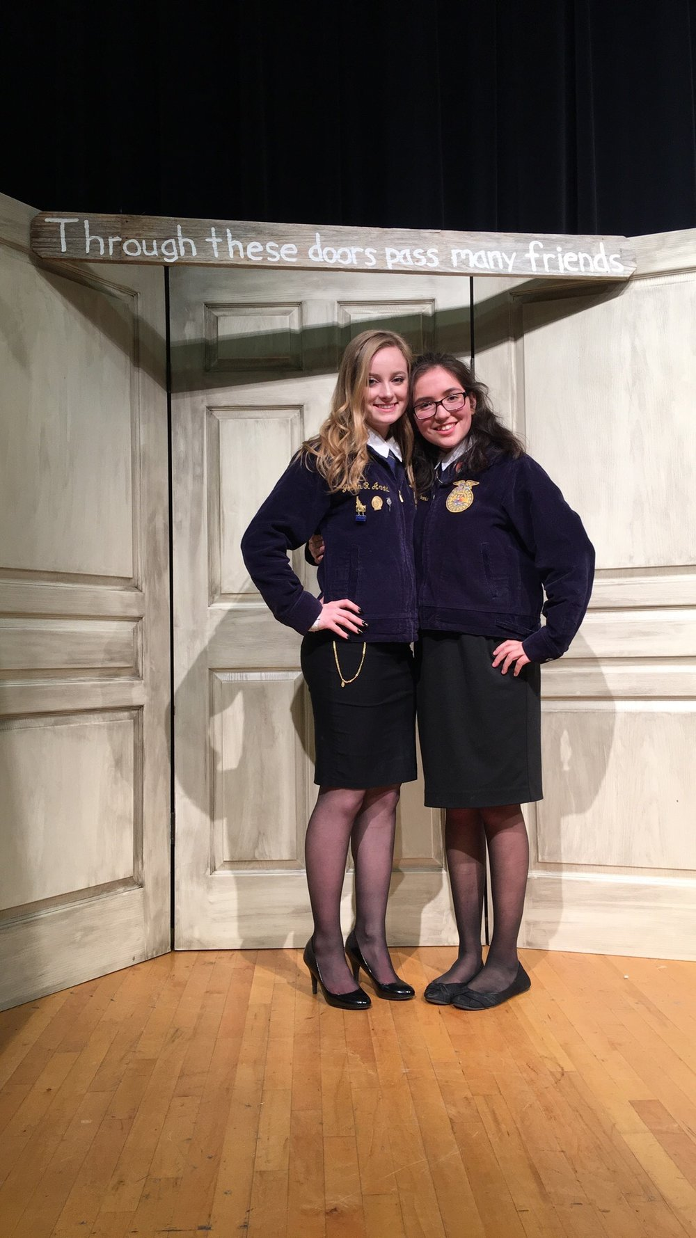 4dc7bcb4 My SAE project started when I realized how much fun FFA is. All of the  events that we have and trips that we go on are too amazing to forget, ...