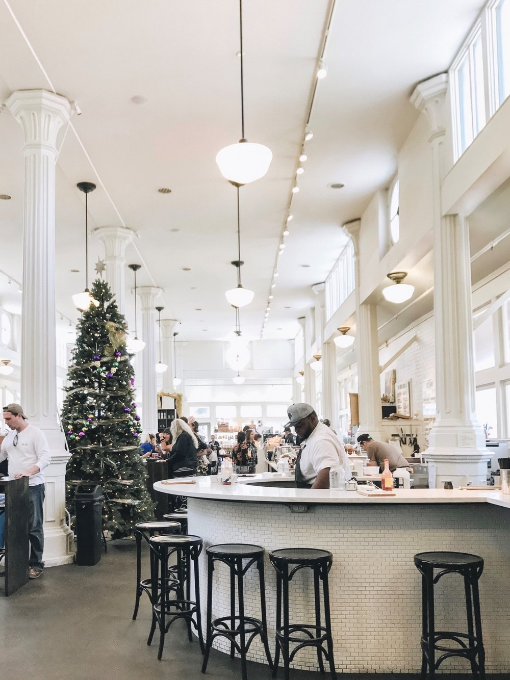 Best Restaurants in New Orleans | St. Roch Market