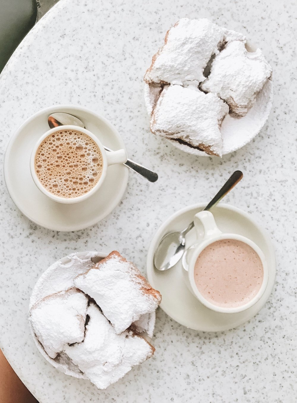 Best Restaurants in New Orleans | Cafe Du Monde