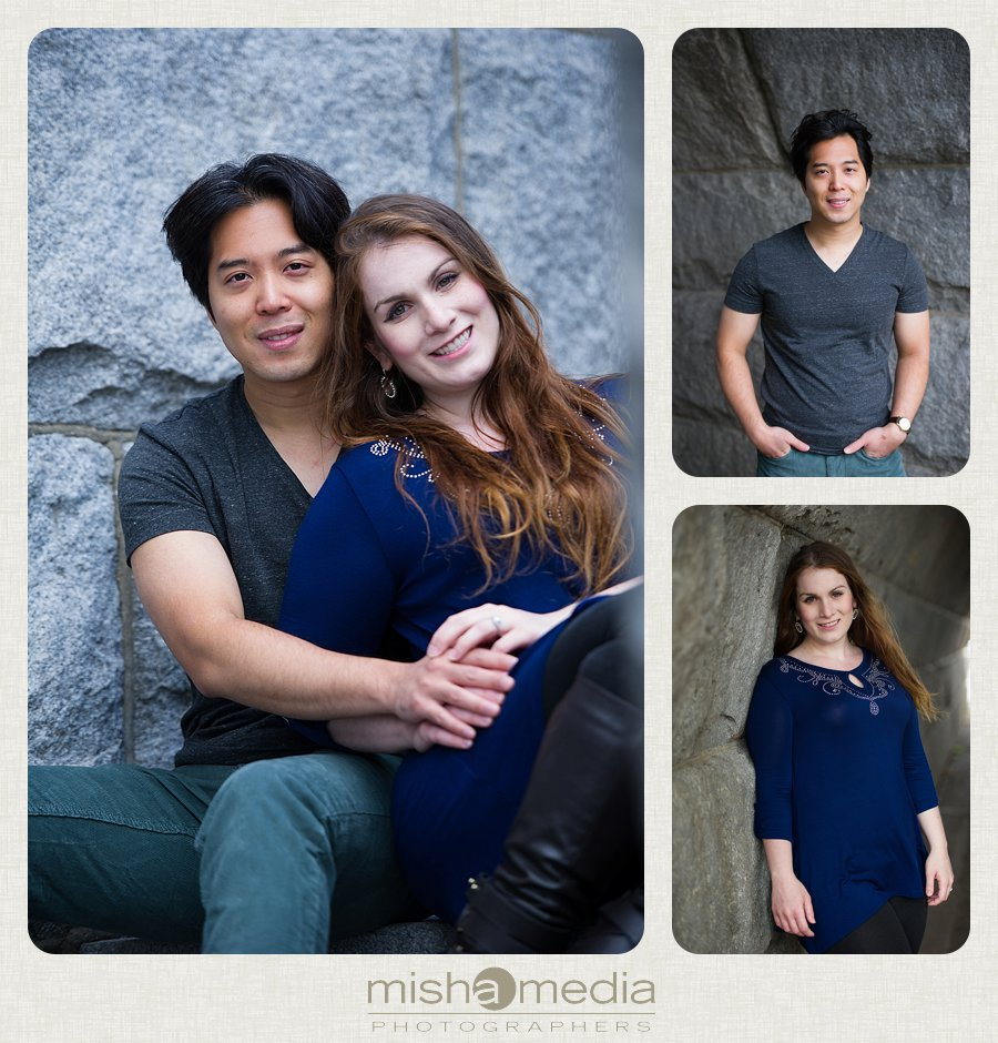 Engagement Session at Lincoln Park Nature Walk_0007