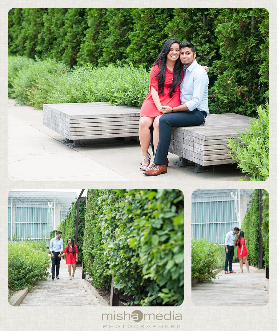 Millennium Park Engagement Session-km_0002