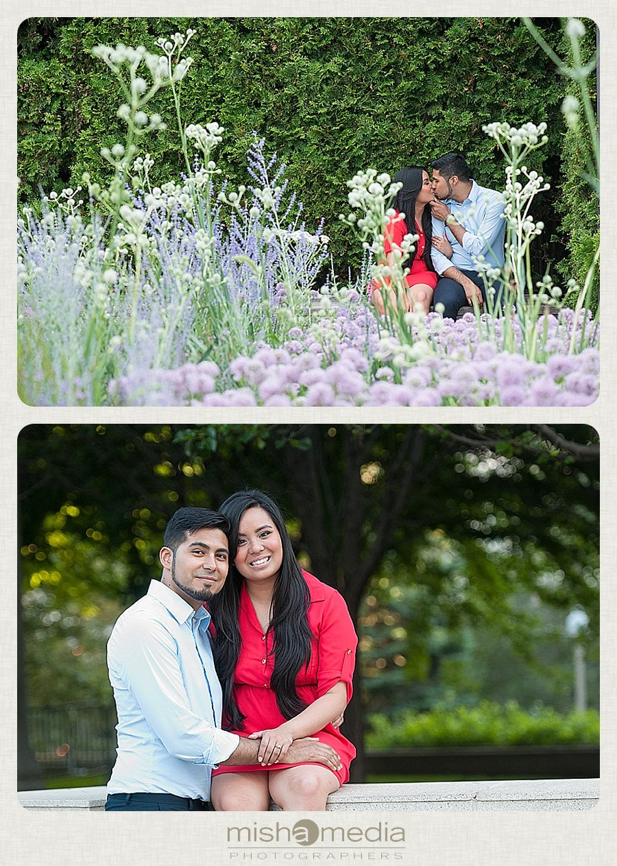 Millennium Park Engagement Session-km_0003