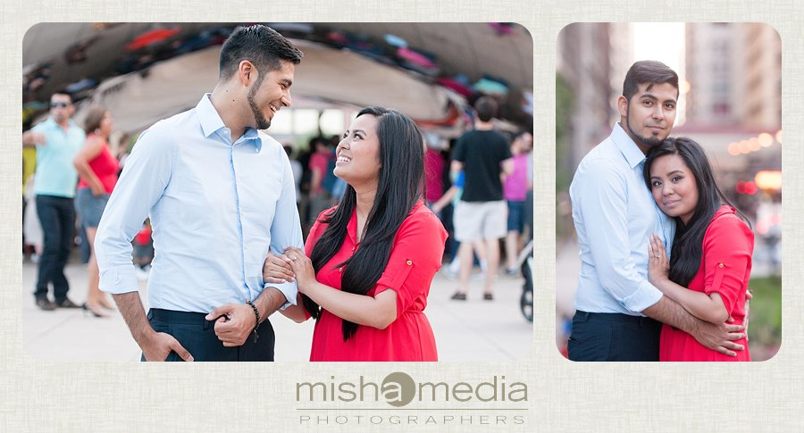 Millennium Park Engagement Session-km_0006