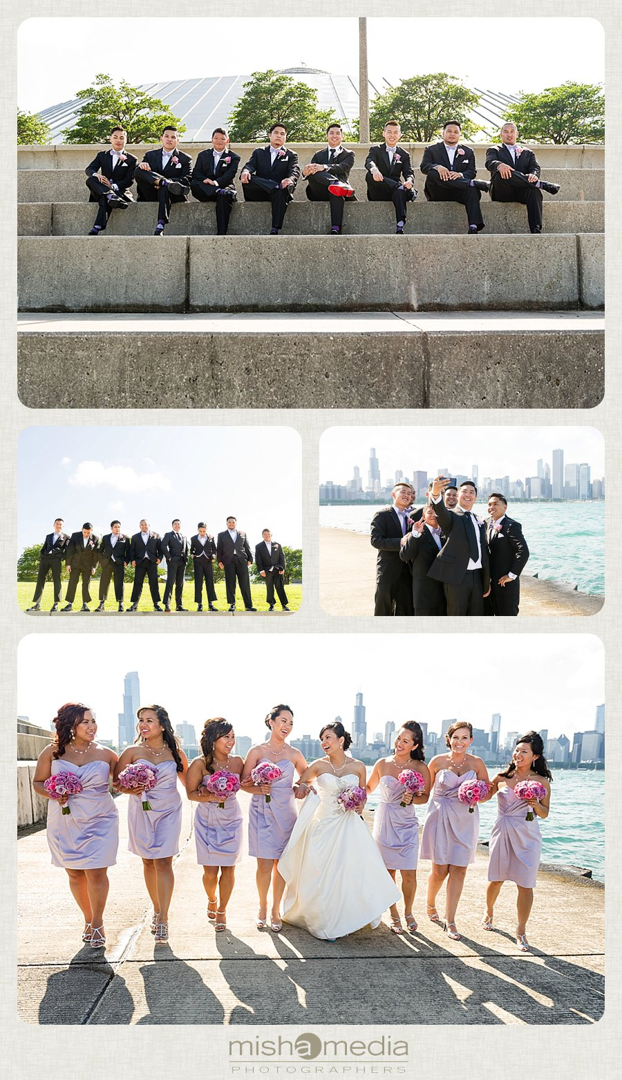 Weddings at Chicago Hilton-CJ_0008