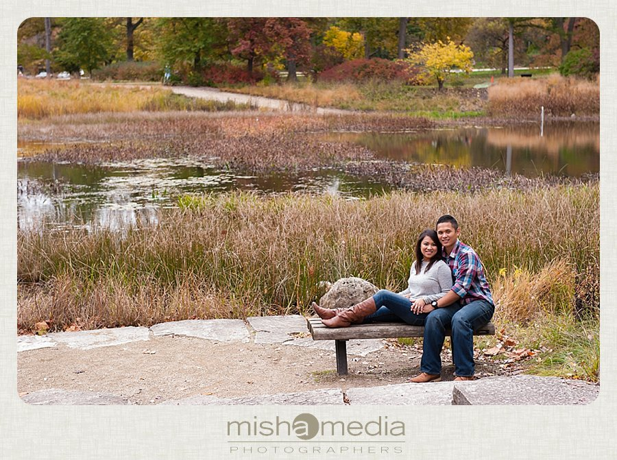 Engagement Session at Morton Arboretum_0002