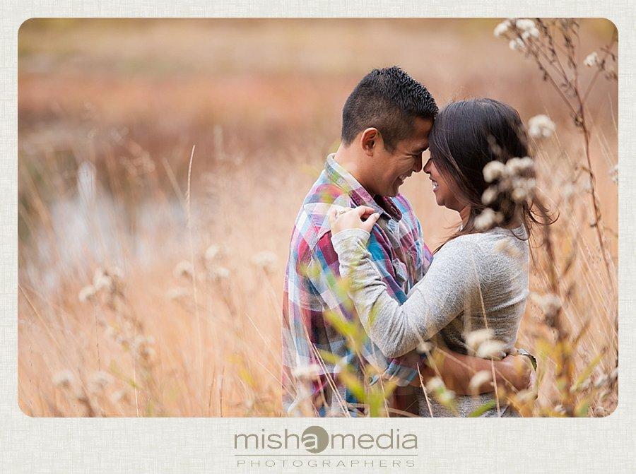 Engagement Session at Morton Arboretum_0007