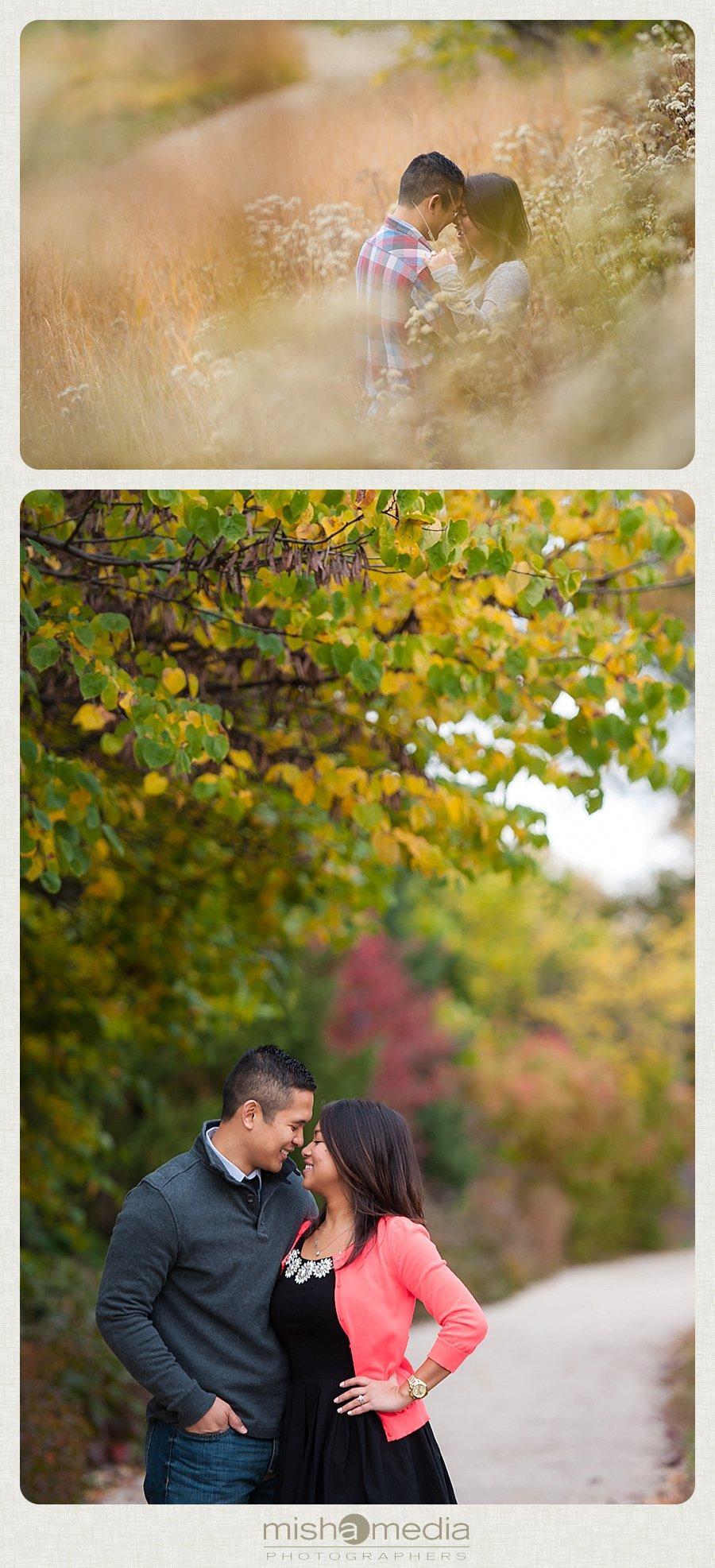 Engagement Session at Morton Arboretum_0009