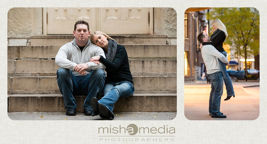 Downtown Chicago Engagement Photos_0006