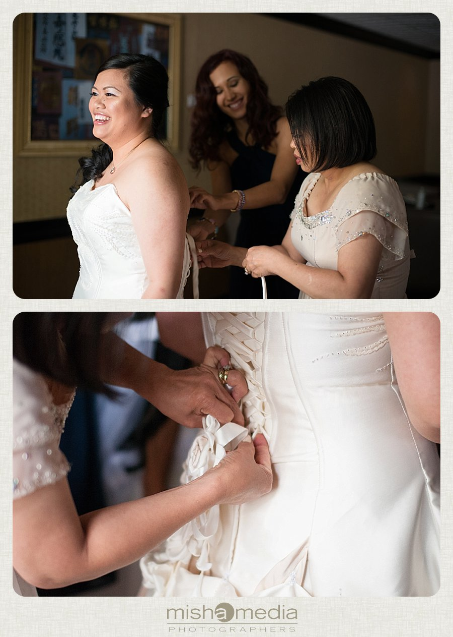 Weddings at Four Points Sheraton Ohare_0004