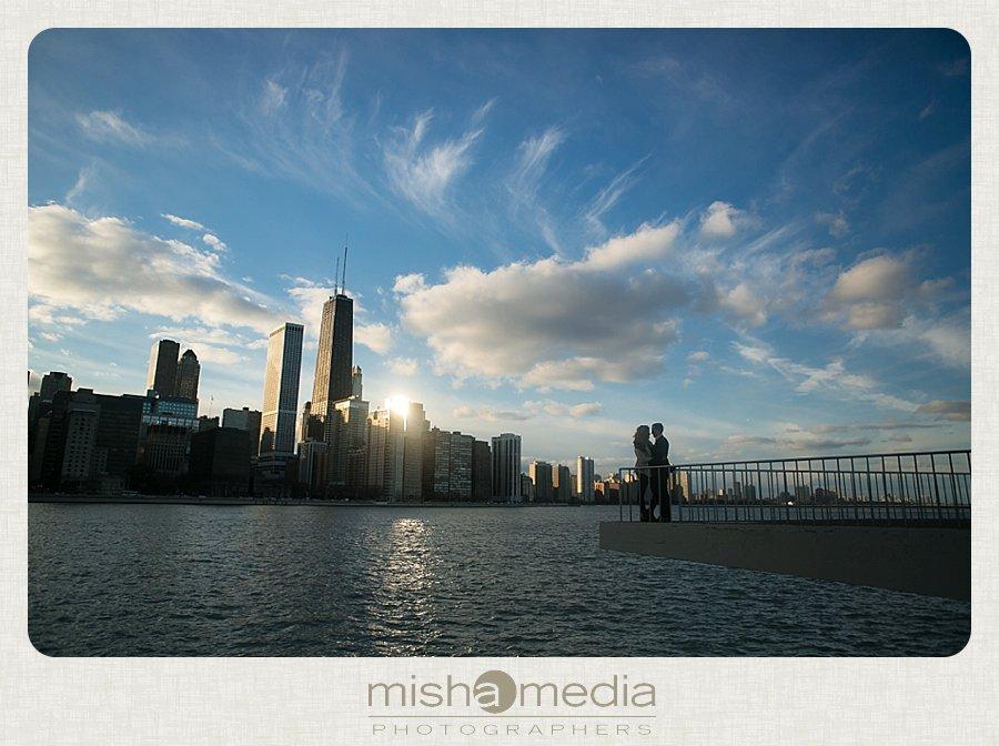 Engagement Photos near Navy Pier_0001