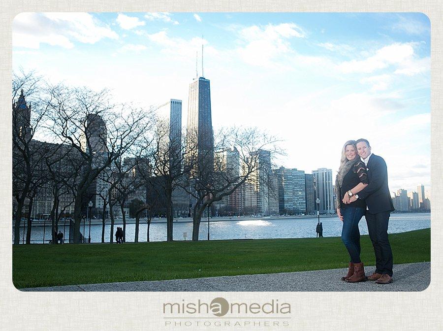 Engagement Photos near Navy Pier_0006